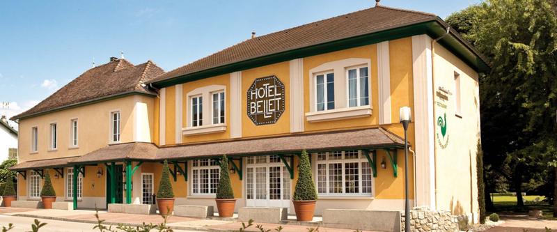 Hôtel Bellet - Restaurant Au Coq en velours