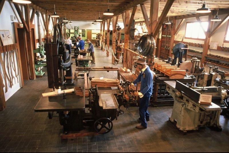 Musée de la Machine à Bois et de lOutillage à Main