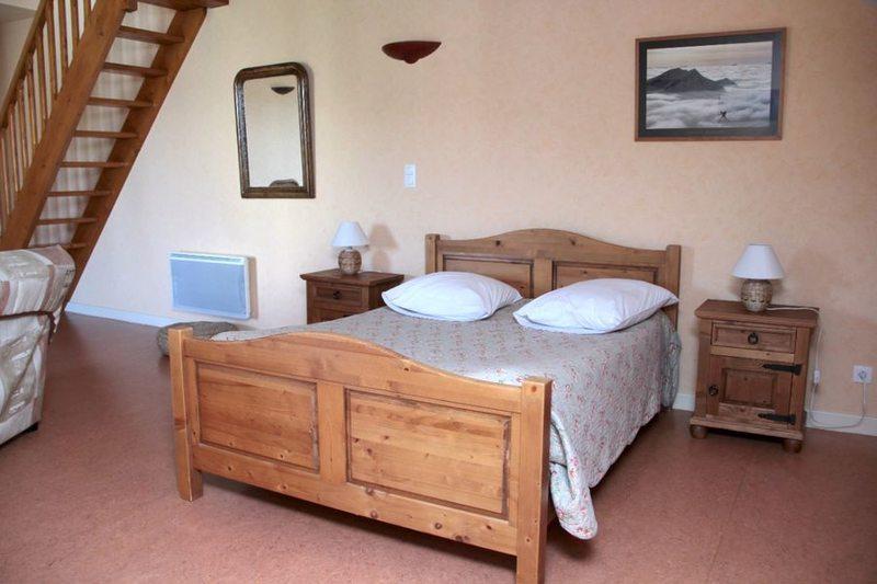 Chambres dhôtes la Gloriette proximité Lac de Paladru (Isère) -- chambre