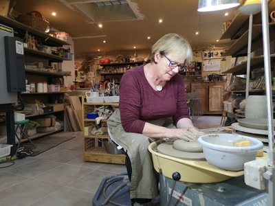Atelier de poterie Catherine Lefebvre