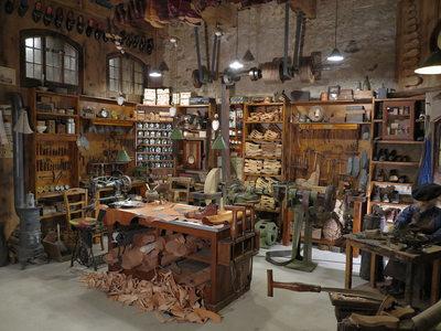 Musée  Histoire de la galoche