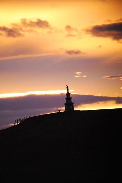 Notre Dame des Vignes: la Madone