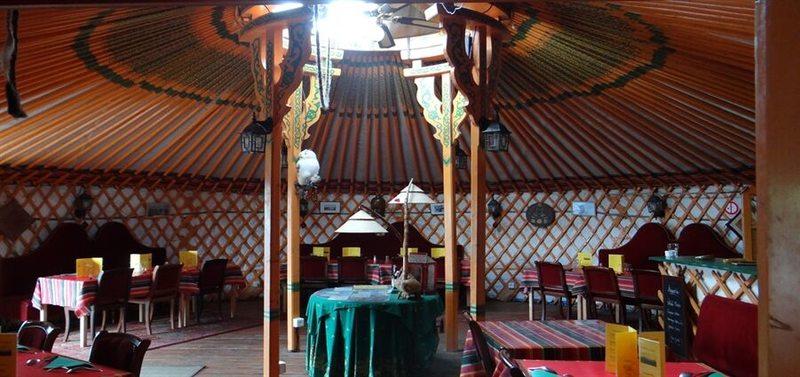 Restaurant des Mille et une Yourtes