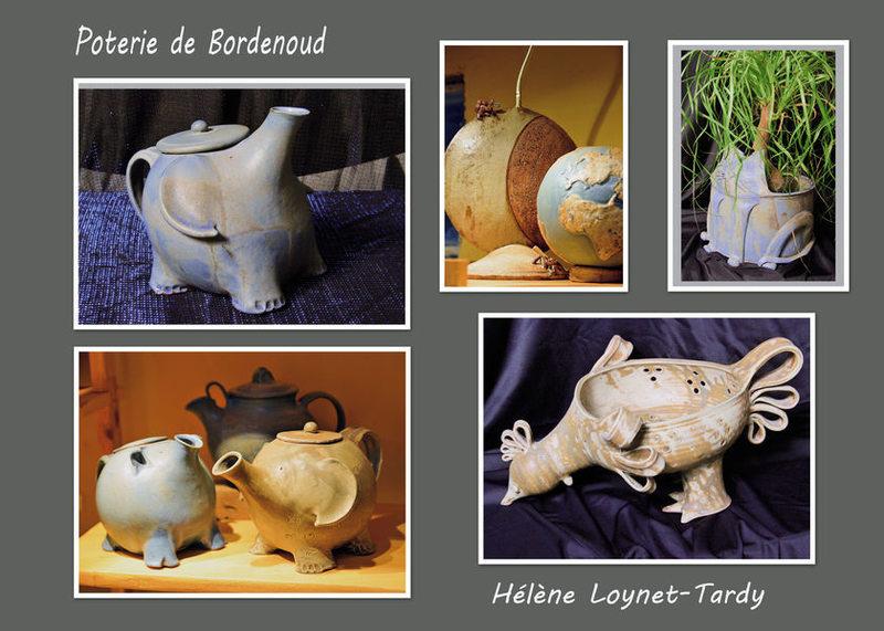 Poterie de Bordenoud - Hélène Loynet Tardy