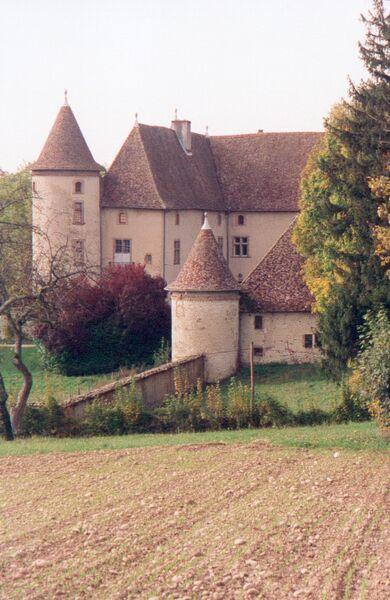Château de Cuirieu