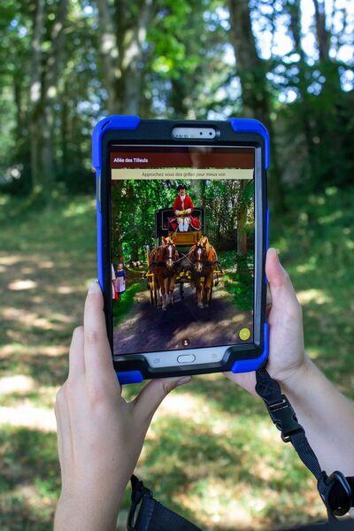 Circuit jeu - Explor Games® : Aventures des Vals du Dauphiné - lInsaisissable Nuiton