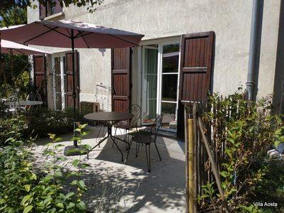 Villa Aosta - le Studio