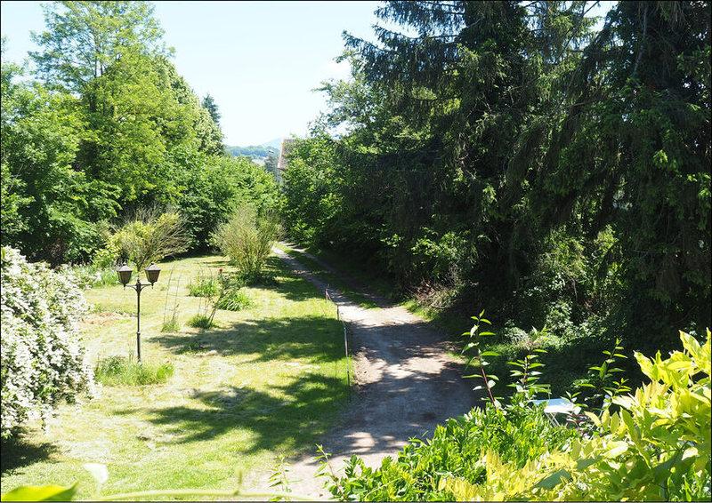 Jardin Gîte détape A pied, à bicyclette