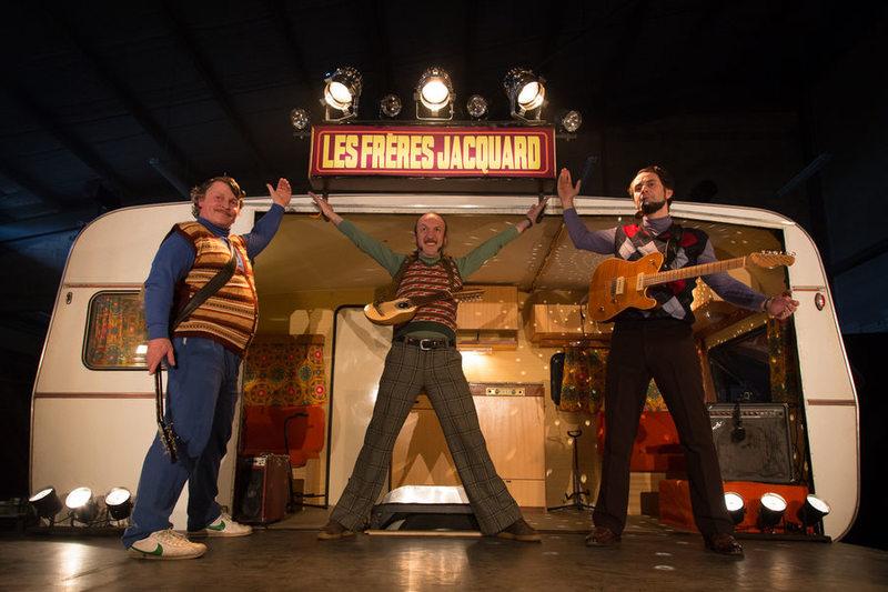 Concert Les Frères Jacquard