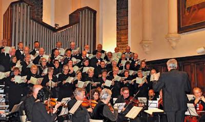 Ensemble vocal et instrumental du Dauphiné