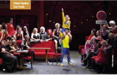 La vie parisienne Ciné-opéra