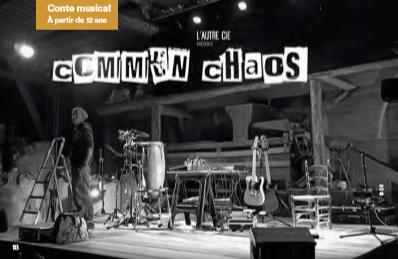 Conte musical Commun chaos