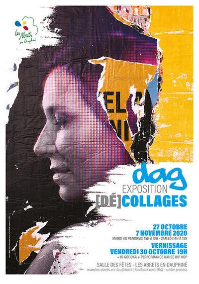 EXPOSITION [DÉ]COLLAGES - DAG