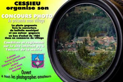 Concours photo : Cessieu