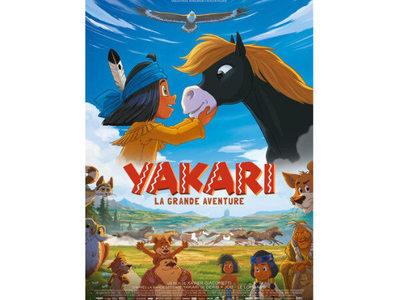 Ciné plein air Yakari