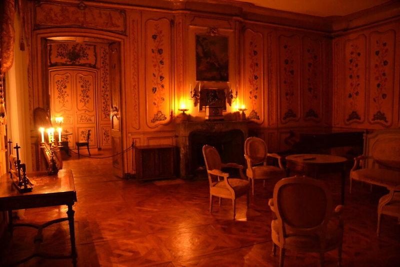 Visite nocturne insolite des toitures du château du Passage