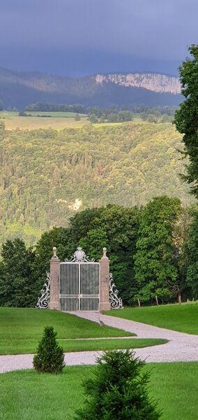 Découverte du château de Vaulserre en compagnie de ses propriétaires