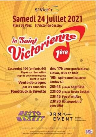 ANNULE - La Saint Victorienne