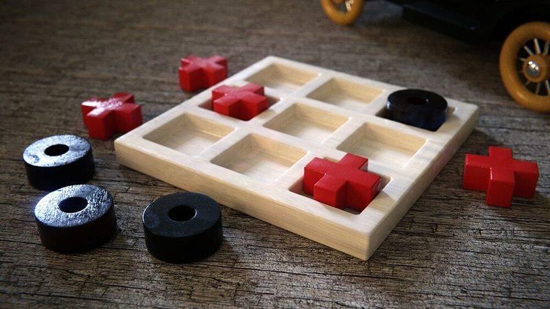 Les jeux en bois