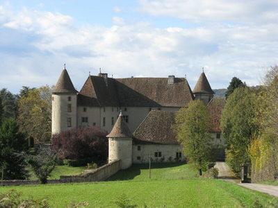 Visites commentées du château de Cuirieu