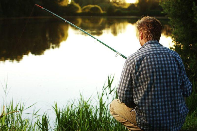 Ouverture de la pêche au Lac - permis annuels