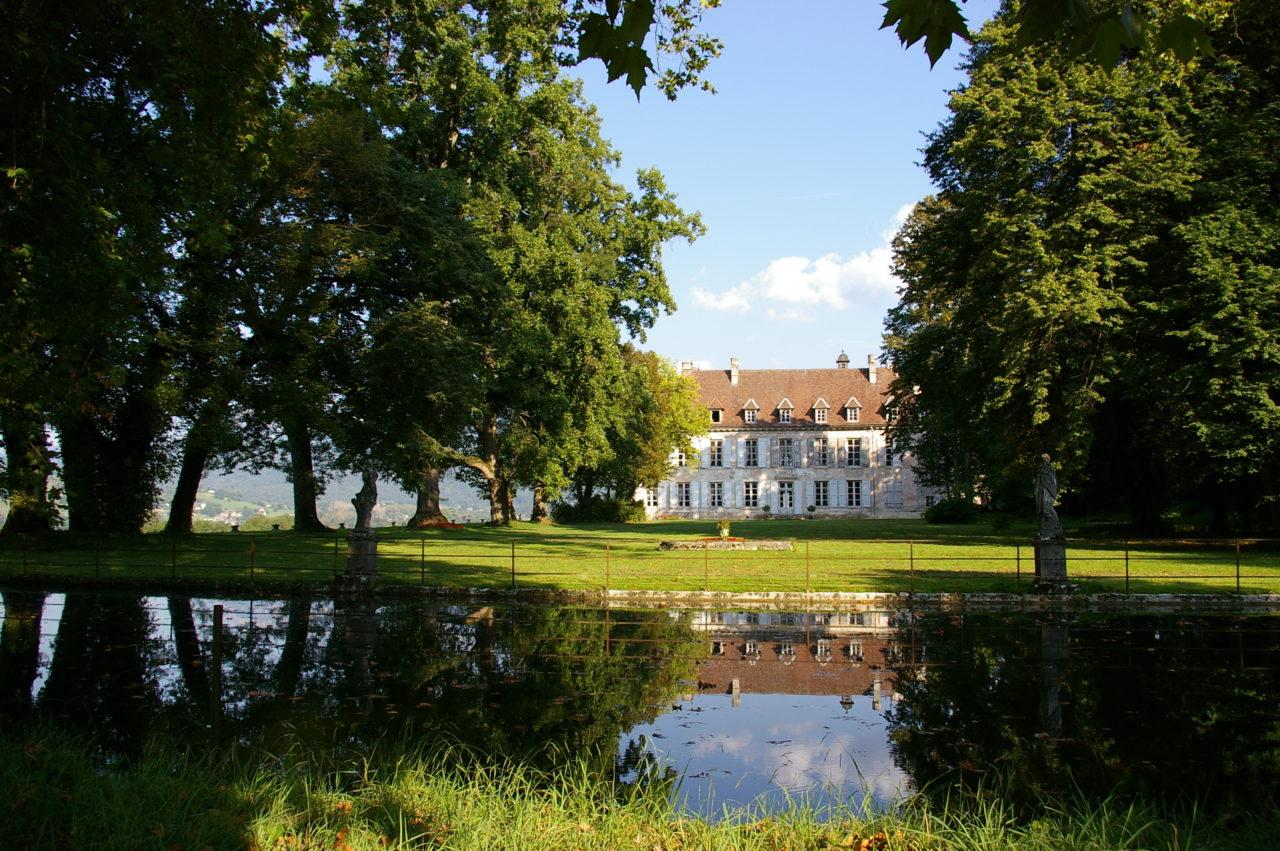 Châteaux de vaulserre isere