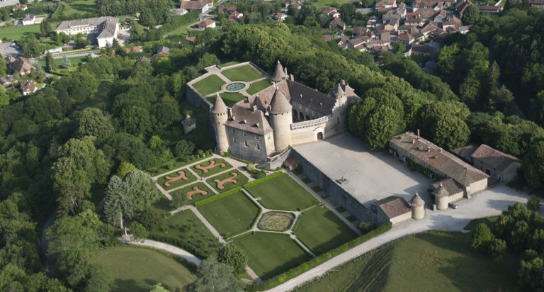 chateaux-vals-dauphine-isere
