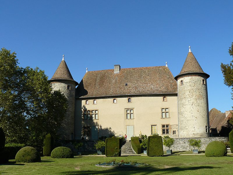 chateau cuirieu