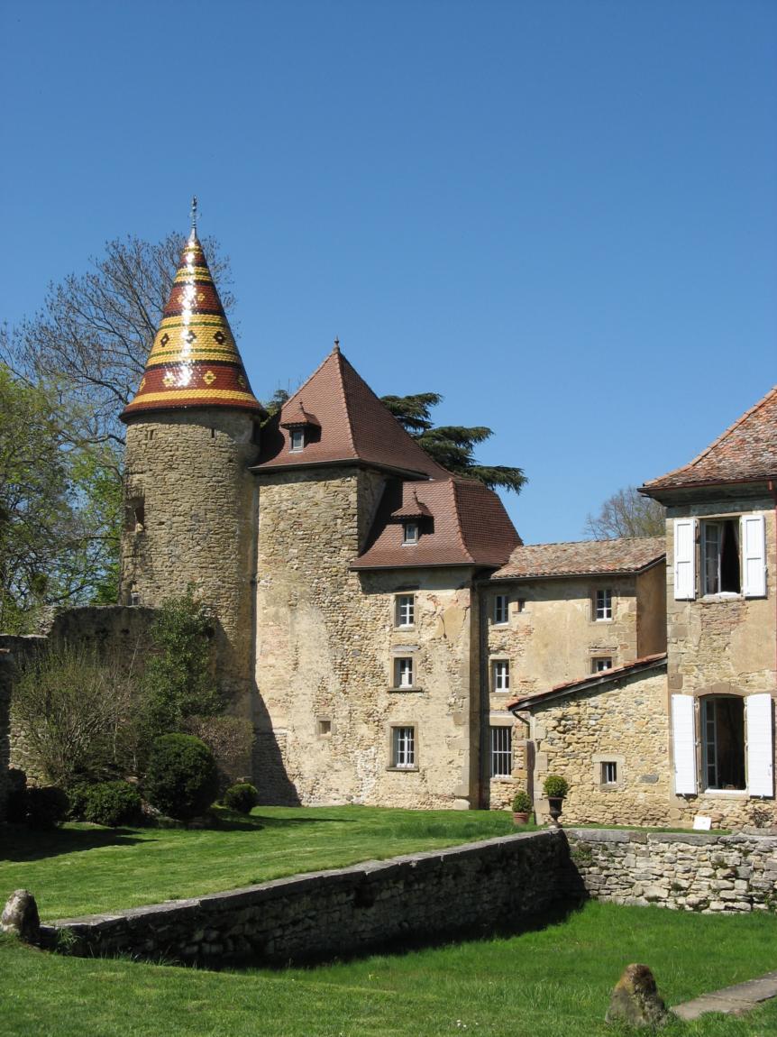 chateau de vallin