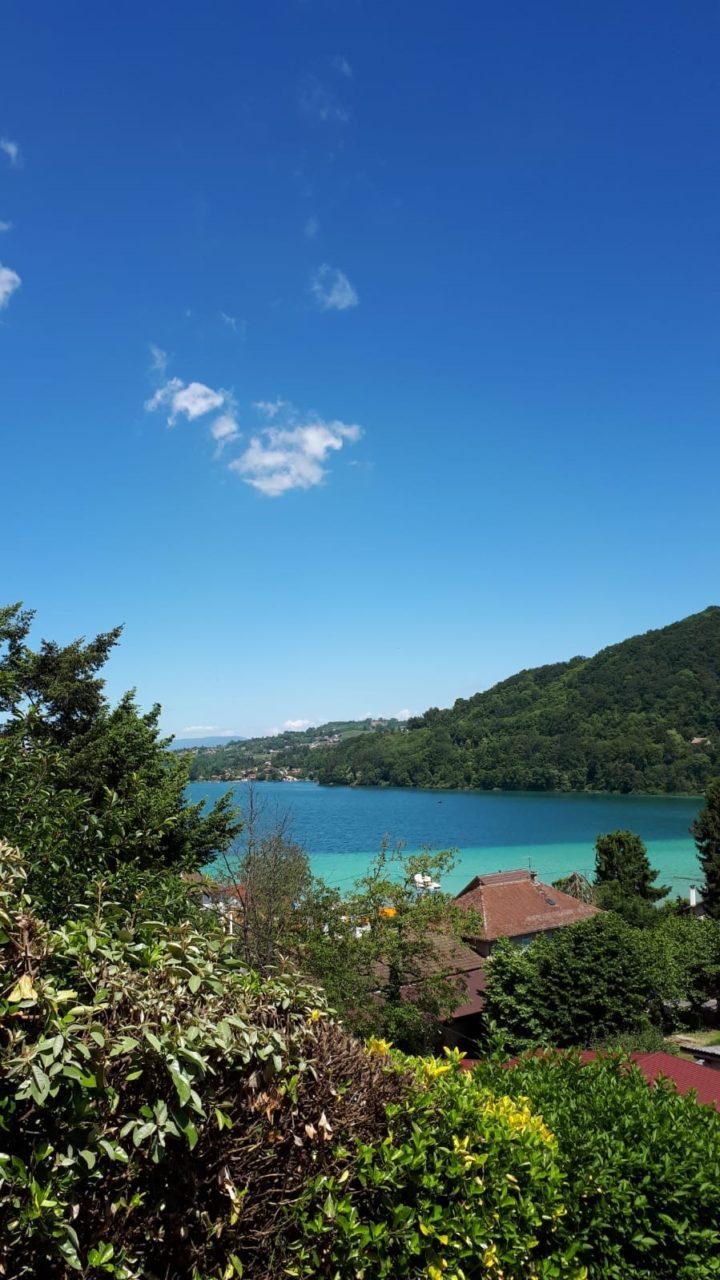 Lac de Paladru isère