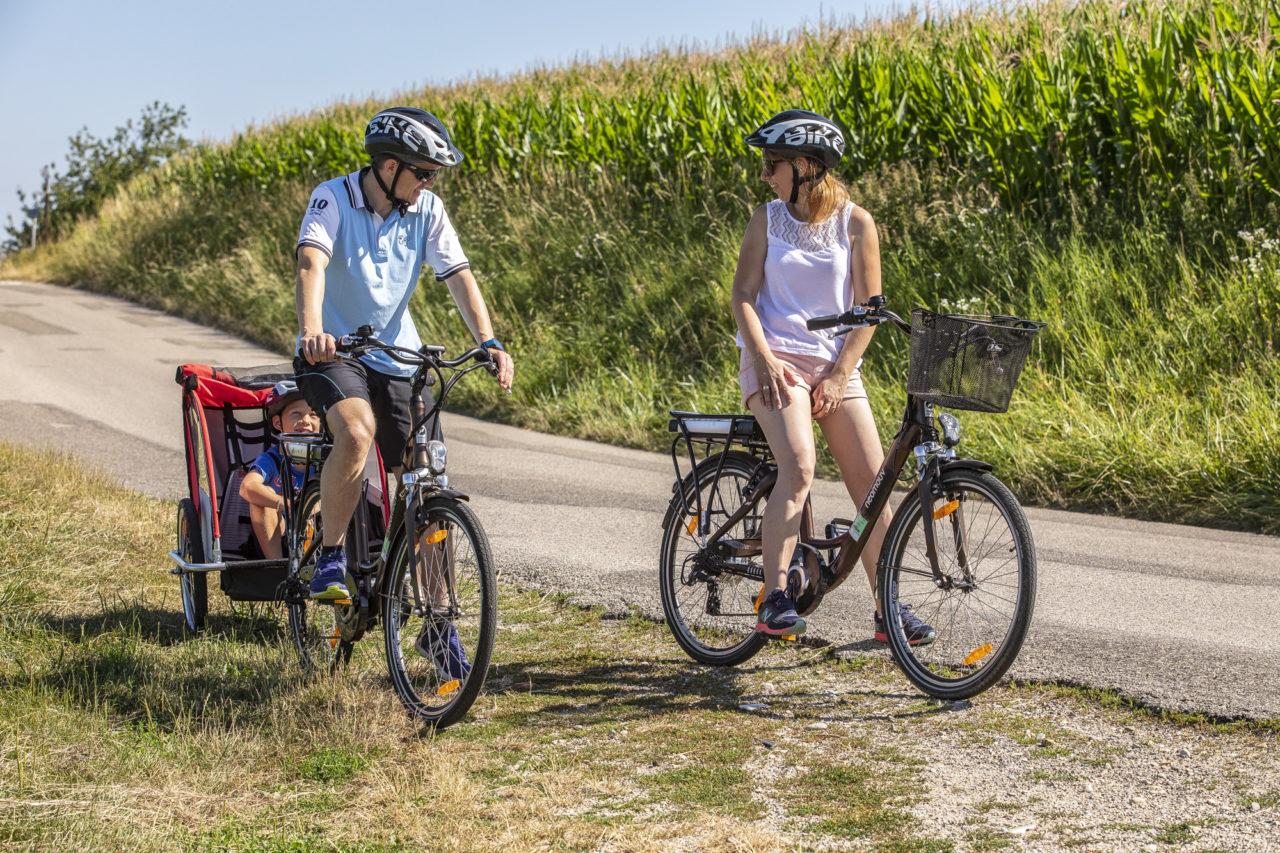 ViaRhôna Lyon Balade Vélo